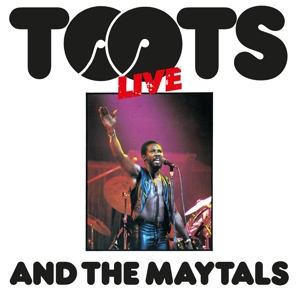 vinyl LP TOOTS & THE MAYTALS LIVE
