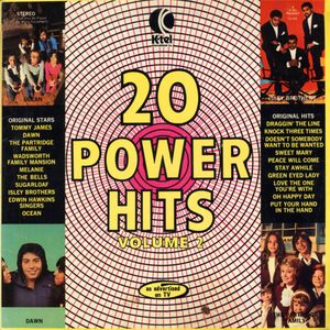 vinyl LP V/A 20 Power Hits Vol.2