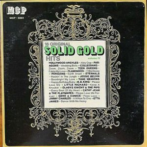 vinyl LP V/A Solid Gold Hits Vol.5