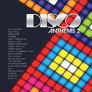 vinyl 3LP V/A Disco Anthems 2