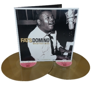 vinyl 2LP Fats Domino ‎Fats Domino Greatest Hits