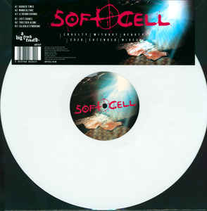 "vinyl 12""EP SOFTCELL Cruelty Without Beauty"