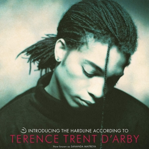 vinyl LP Terence Trent D'Arby Introducing The Hardline According To Terence Trent D'Arby