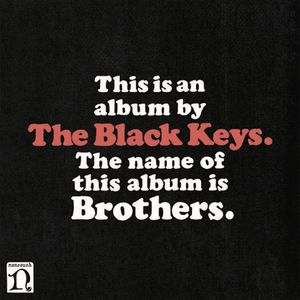 vinyl 2LP The Black Keys ‎Brothers (Anniversary, expanded edition)