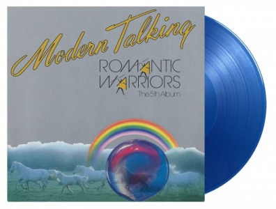 vinyl LP MODERN TALKING Romantic Warriors (Transparent Blue vinyl)