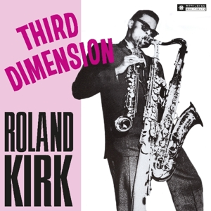 vinyl LP ROLAND KIRK Third Dimension/ Thriple Threat