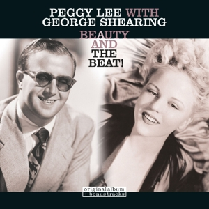 vinyl LP PEGGY LEE GEORGE SHEARING Beauty and the Beat!