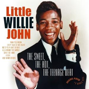 vinyl LP LITTLE WILLIE JOHN Sweet, the Hot, the Teenage Beat