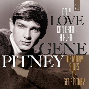 vinyl 2LP GENE PITNEY Only Love Can Break a Heart/Many Sides of Gene Pitney