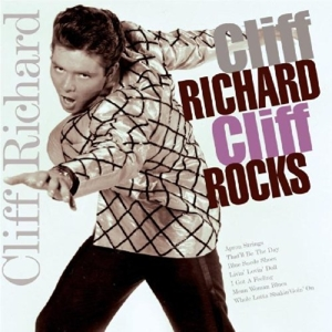 vinyl LP CLIFF RICHARD Rocks
