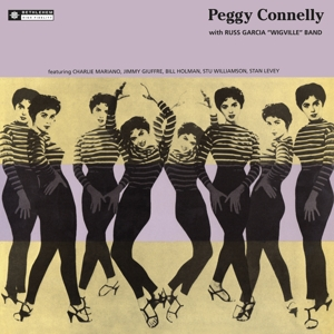 vinyl LP PEGGY CONNELLY That Old Black Magic