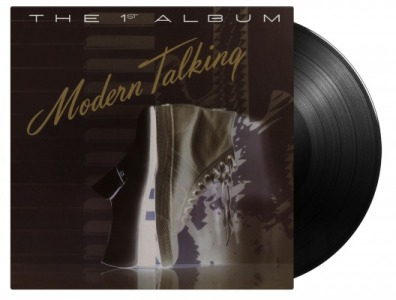 vinyl LP MODERN TALKING THE FIRST ALBUM (Black vinyl)