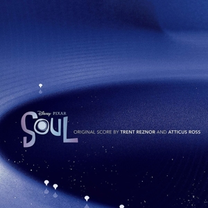 vinyl LP OST Soul Music By Trent Reznor & Atticus Ross