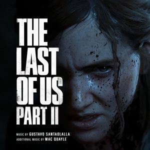 vinyl 2LP OST The Last of Us Part II