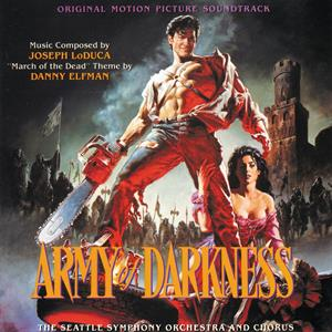 vinyl 2LP OST Army of Darkness
