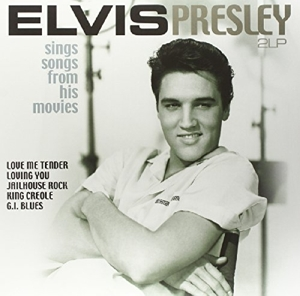 vinyl 2LP Elvis Presley ‎Sings Songs From His Movies
