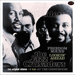 vinyl 2LP The Jazz Crusaders Freedom Sound / Lookin' Ahead