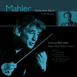 vinyl 2LP G. Mahler Symphony No. 3 In D Minor