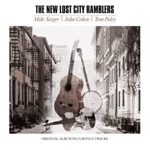vinyl LP The New Lost City Ramblers The New Lost City Ramblers