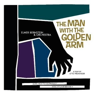 vinyl LP OST Man With the Golden Arm