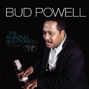 "vinyl LP Bud Powell ‎The Amazing Bud Powell, Vol. 1 & Vol. 2 The Original 10"" LPs"