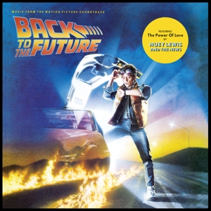 vinyl LP OST Back To the Future