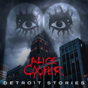 vinyl 2LP Alice Cooper Detroit Stories