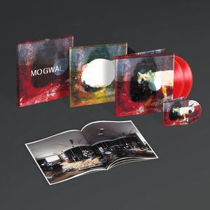 "vinyl 2LP+12""+ CD Mogwai As the Love Continues (Limited edition)"