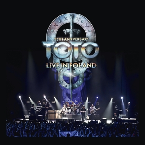 vinyl 3LP Toto 35th Anniversary Tour - Live In Poland