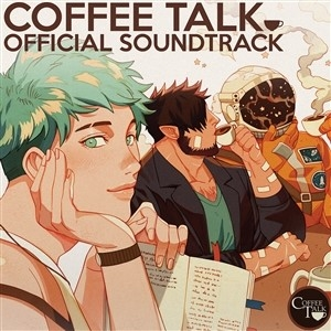vinyl 2LP OST Coffee Talk (Matcha Green/Coffee Brown Vinyl)