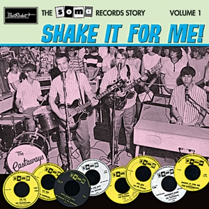 vinyl LP V/A Shake It For Me! Vol.1