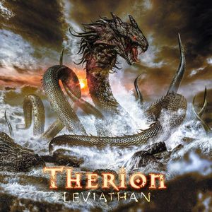 vinyl LP THERION LEVIATHAN (Black vinyl)