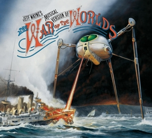 vinyl 2LP  Jeff Wayne  Jeff Wayne's Musical Version Of The War Of The Worlds