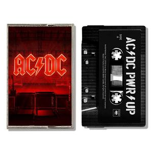 MC Ac/Dc Power Up (Black)