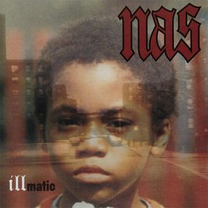 vinyl LP Nas Illmatic