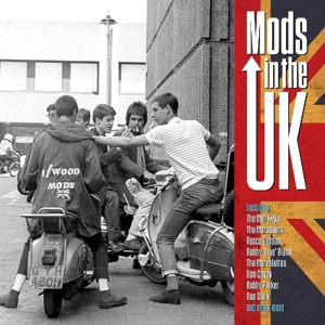 vinyl LP V/A Mods In the UK