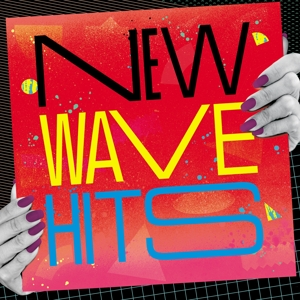 vinyl LP V/A New Wave Hits (Pink swirl vinyl)