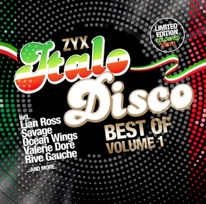 vinyl 2LP V/A Zyx Italo Disco Best of Vol. 1