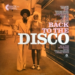 vinyl LP V/A Back To the Disco