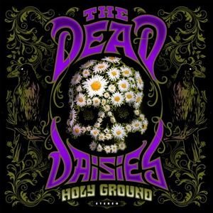 vinyl 2LP The Dead Daisies Holy Ground (Purple transparent vinyl)