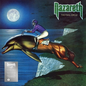 vinyl LP Nazareth The Fool Circle (Purple vinyl)