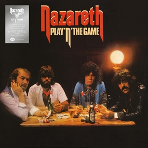 vinyl LP Nazareth Play 'N' the Game (Cream coloured vinyl)