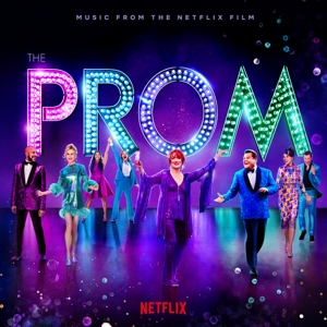 vinyl 2LP OST The Prom (Music from the Netflix Film)