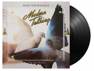 vinyl LP MODERN TALKING READY FOR ROMANCE (The 3rd Album) (Black vinyl)