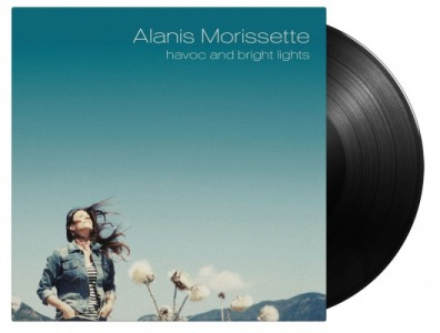 vinyl 2LP ALANIS MORISSETTE HAVOC AND BRIGHT LIGHTS (Black vinyl)
