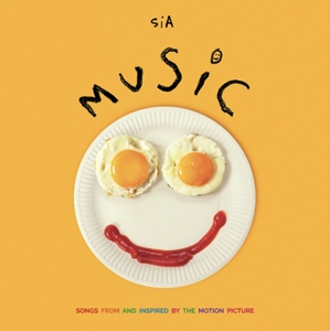 vinyl LP SIA Music - Songs From and Inspired By the Motion Picture