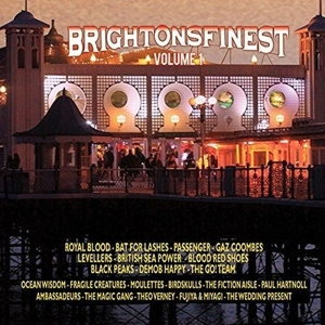 vinyl 2LP V/A Brighton's Finest