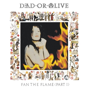 vinyl LP Dead or Alive Fan the Flame Part 1 (White vinyl)
