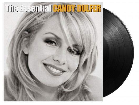 vinyl 2LP CANDY DULFER THE ESSENTIAL