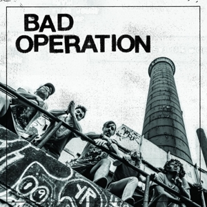vinyl LP Bad Operation Bad Operation